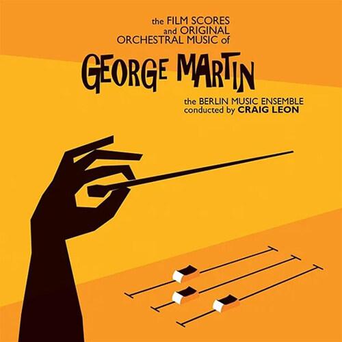 [수입] 조지 마틴 영화음악 모음집