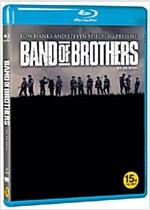 [블루레이] 밴드 오브 브라더스 : 일반판 (6disc)
