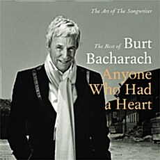 [수입] Burt Bacharach - Anyone Who Had A Heart: The Best Of Burt Bacharach [2CD]
