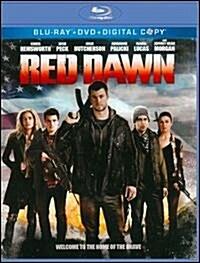 [수입] Red Dawn (레드 던) (한글무자막)(Blu-ray+DVD Combo + Digital Copy) (2010)