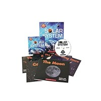 Time to Discover : Solar System (Paperback 6권 + CD 1장)