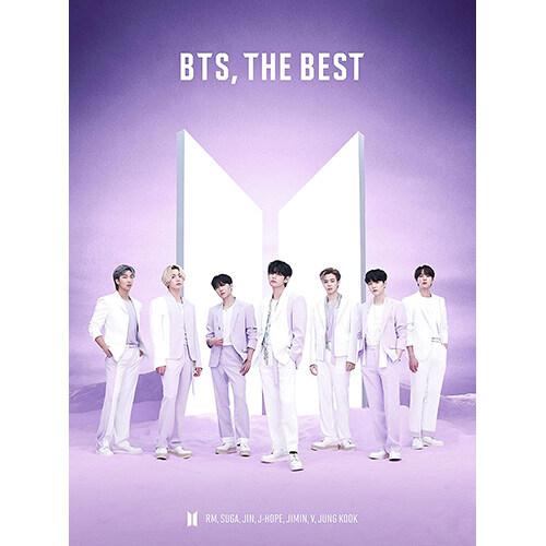 [수입] 방탄소년단 - BTS, THE BEST [A VERSION][2CD+1BD]