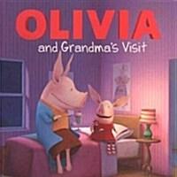 [중고] Olivia and Grandma's Visit (Prebound, Turtleback Scho)