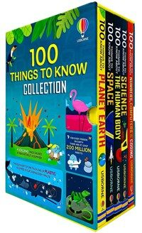 100 Things to Know About 5 Books Box Set (Hardcover 5권, 영국판)