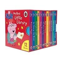 Peppa Pig : My Best Little Library (Board Book 12권)