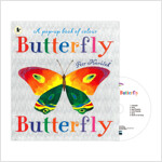 Pictory Set Step 1-34 : Butterfly Butterfly (Paperback + Audio CD)