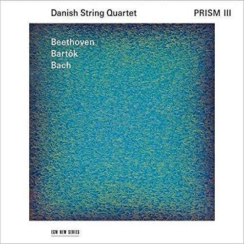 [수입] 프리즘 III - 베토벤: 현악사중주 14번 op.131 / 바르톡: 현악사중주 1번 / 바흐: 평균율 클라비어 1권 4번 푸가