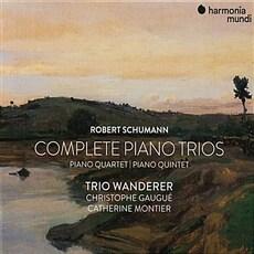 [수입] 슈만: 피아노 트리오 전곡, 피아노 4중주 & 피아노 5중주 [디지팩 3CD]