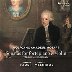 [수입] 모차르트 : 바이올린 소나타 3집