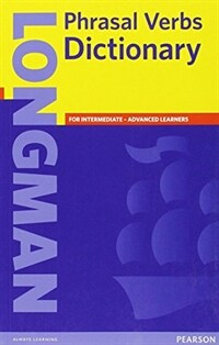 Longman Phrasal Verbs Dictionary Paper (Paperback, 2 ed)