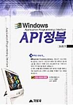 Windows API 정복