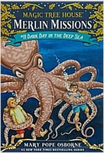 Merlin Mission #11 : Dark Day in the Deep Sea (Paperback)