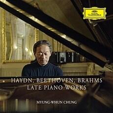 하이든, 베토벤 & 브람스 : 후기 피아노 작품집