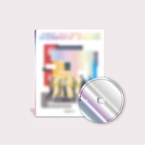 원어스 - 미니 5집 BINARY CODE [ONE Ver.]