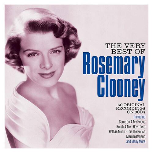 [수입] Rosemary Clooney - The Very Best Of Rosemary Clooney [3CD]