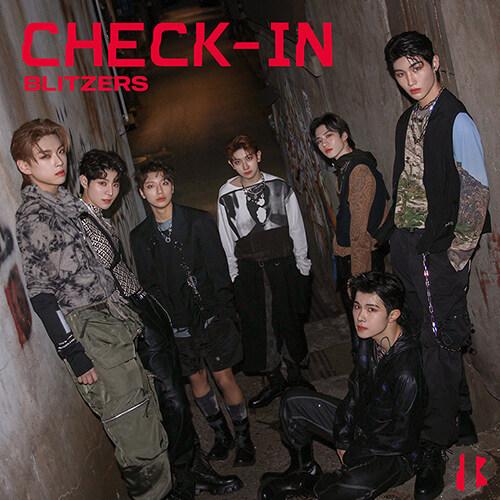 블리처스 - EP 1집 CHECK-IN