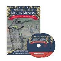 Merlin Mission #16 : A Ghost Tale for Christmas Time (Paperback + CD