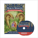 Merlin Mission #17 : A Crazy Day with Cobras (Paperback + CD )