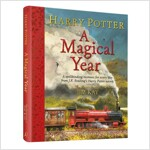 Harry Potter - A Magical Year : The Illustrations of Jim Kay (Hardcover)