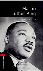 Oxford Bookworms Library Factfiles: Level 3:: Martin Luther King (Paperback)