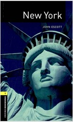 Oxford Bookworms Library Factfiles: Level 1:: New York (Paperback)