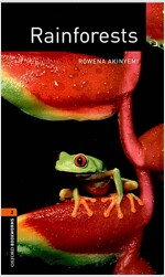 Oxford Bookworms Library Factfiles: Level 2:: Rainforests (Paperback)