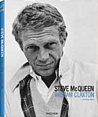 William Claxton: Steve McQueen (Hardcover, 25, Anniversary)