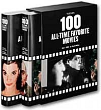 100 All-Time Favorite Movies (Hardcover, 25, Anniversary)