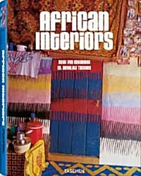 African Interiors (Hardcover, 25, Anniversary)