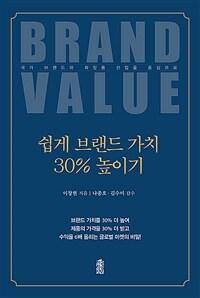 쉽게 브랜드 가치 30% 높이기 : 국가 브랜드와 화장품 산업을 중심으로