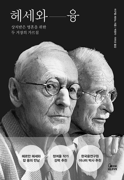 헤세와 융 : 상처받은 영혼을 위한 두 거장의 가르침