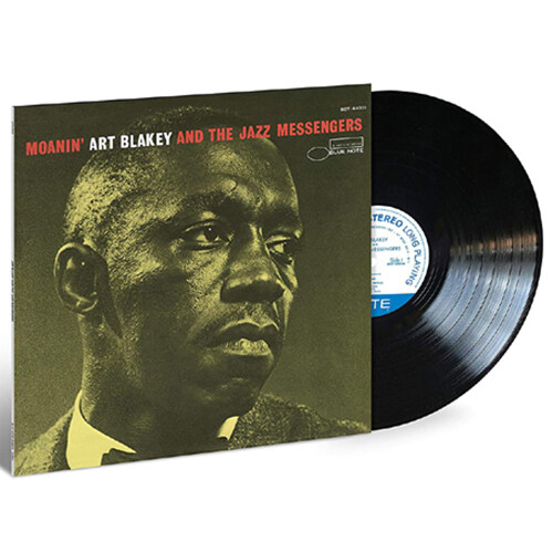 [수입] Art Blakey & The Jazz Messengers - Moanin'[180g LP][Limited Edition]