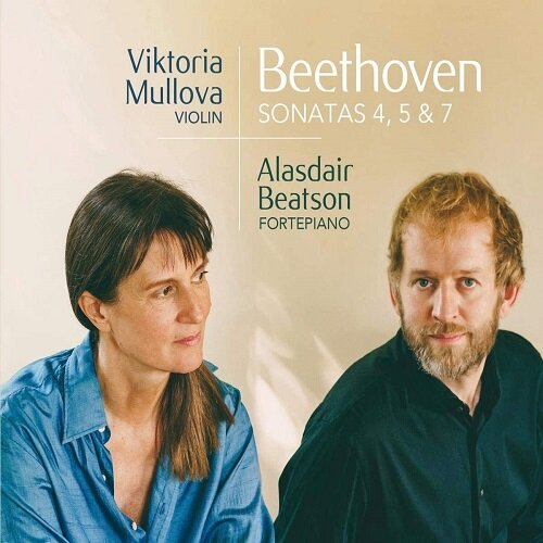 [수입] 베토벤 : 바이올린 소나타 4번, 5번 봄 & 7번 [디지팩]