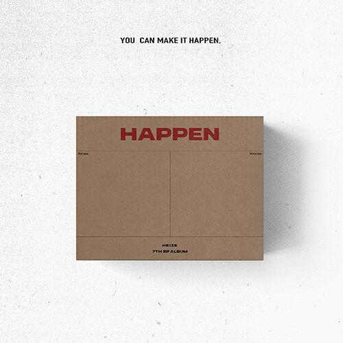 헤이즈 - EP 7집 HAPPEN