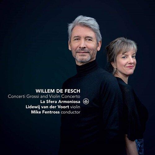 [수입] 페슈 : 합주 협주곡, 바이올린 협주곡