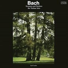 바흐 : 무반주 바이올린을 위한 소나타와 파르티타 전곡 [180g 3LP Box]