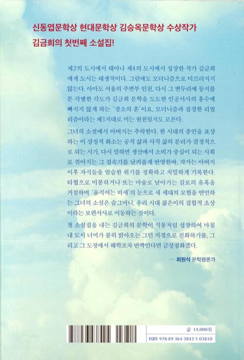 센티멘털도 하루 이틀 : 김금희 소설집 / 개정판