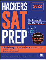 2022 Hackers SAT PREP (The Essential SAT Study Guide)