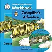 [노부영WWR] Caterpillars Adventure (Paperback + Workbook + Audio CD)