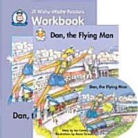 [노부영WWR] Dan, the Flying Man (Paperback + Workbook + Audio CD)