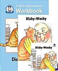 [노부영WWR] Dishy-Washy (Paperback + Workbook + Audio CD)
