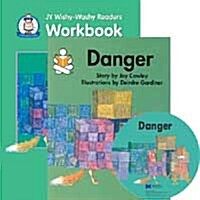 [노부영WWR] Danger (Paperback + Workbook + Audio CD)