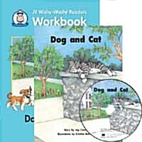 [노부영WWR] Dog and Cat (Paperback + Workbook + Audio CD)