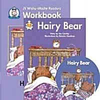 [노부영WWR] Hairy Bear (Paperback + Workbook + Audio CD)