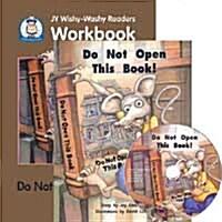 [노부영WWR] Do Not Open This Book! (Paperback + Workbook + Audio CD)