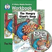 [노부영WWR] The Hungry Giants Soup (Paperback + Workbook + Audio CD)