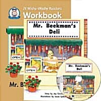 [노부영WWR] Mr. Beekmans Deli (Paperback + Workbook + Audio CD)