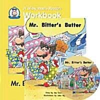 [노부영WWR] Mr. Bitters Butter (Paperback + Workbook + Audio CD)