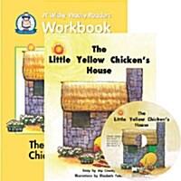 [노부영WWR] The Little Yellow Chickens House (Paperback + Workbook + Audio CD)