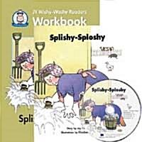 [노부영WWR] Splishy-Sploshy (Paperback + Workbook + Audio CD)